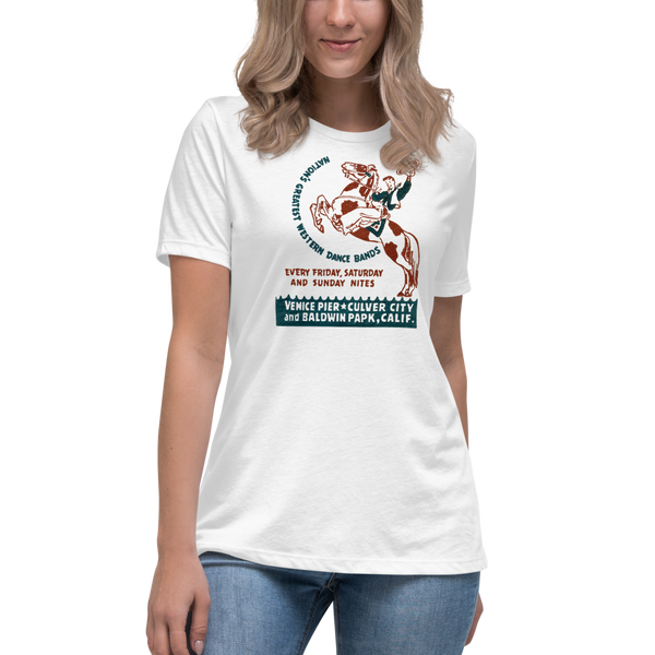 """Foreman Phillips"" Women's T-Shirt"