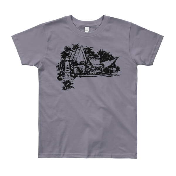 """Mai Kai"" Kids & Youth Short Sleeve T-Shirt"