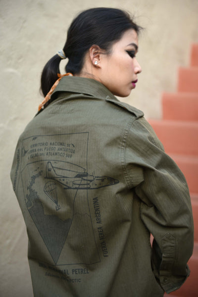 """Argentine Polar"" Military Field Jacket"