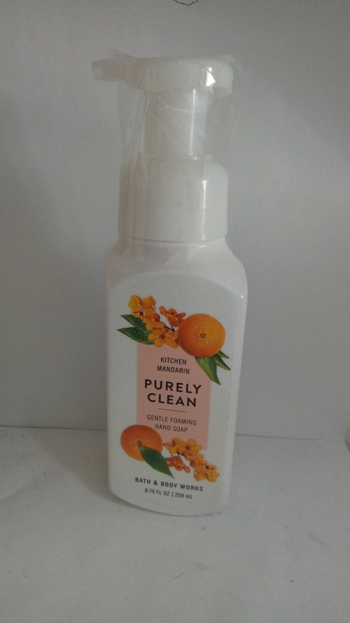 Bath & Body Works - Kitchen Mandarin Purely Clean Hand Soap (Sold Individually)-Hand Soap-Bath & Body Works-eshopping