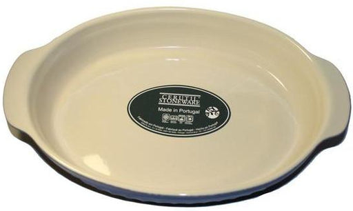 Cerutil Stoneware Oval Bakeware Blue – Made in Portugal-Bakeware-eshopping-eshopping