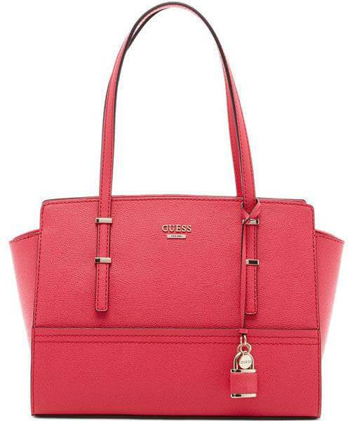 Guess Devyn Medium Satchel-Bags-Guess-eshopping