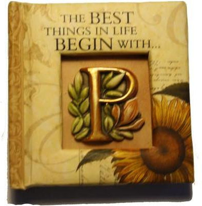 "Hallmark The BEST Things in Life BEGIN with ""P""-Book-Hallmark-eshopping"