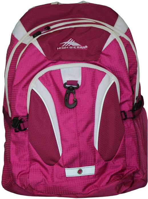 High Sierra Day Pack Beetle Backpack – Purple-Backpack-High Sierra-eshopping