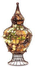 Nature's Inspirations Wire Urn Potpourri – Frosted Pine-Fragrances-eshopping-eshopping