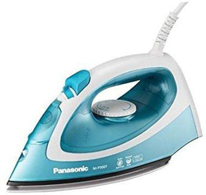 Panasonic NI-P300T 1780W Steam Iron, 220V-Flat Iron-Panasonic-Teal-eshopping