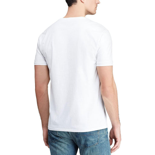 Polo Ralph Lauren Men's Sportsman T-shirt-Apparel-Ralph Lauren-Small-White-eshopping