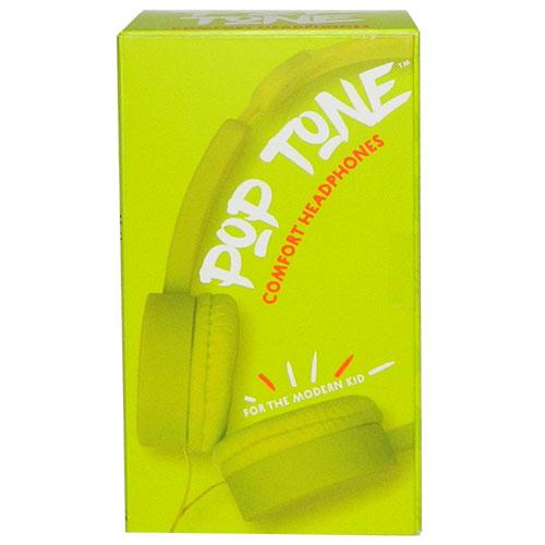 Pop Tone Comfort Headphones with Folding Arms-Headphone-Poptone-eshopping