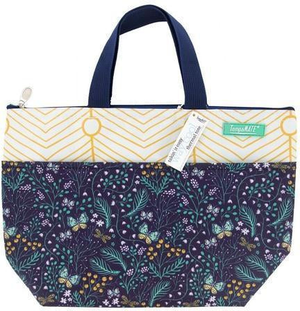 TempaMate Way Cool Thermal Tote (Navy)-Bags-TempaMate-eshopping