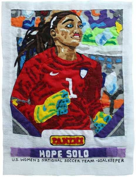 "Billy Kheel ""No Medicine Like Hope"" (Hope Solo)"