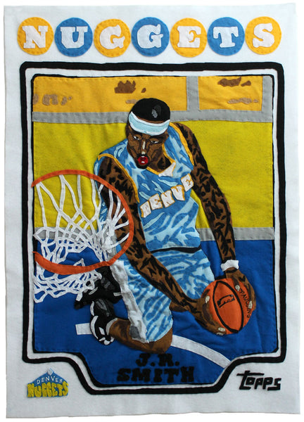 "Billy Kheel ""Skyhigh"" (JR Smith)"