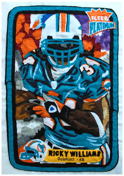 "Billy Kheel ""Ricky, Ricky, Ricky Can't You See?"" (Ricky Williams)"