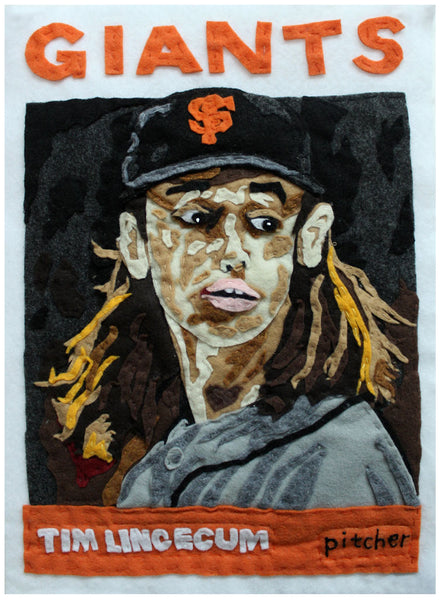 "Billy Kheel ""From A Small Seed"" (Tim Lincecum)"