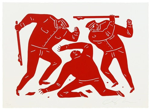 Cleon Peterson Civil Rights Red