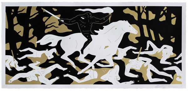 Cleon Peterson Victory Gold