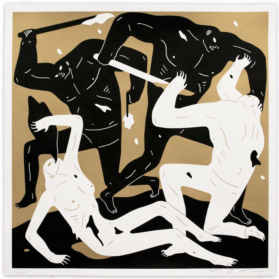 Cleon Peterson Into The Sun (Dark)