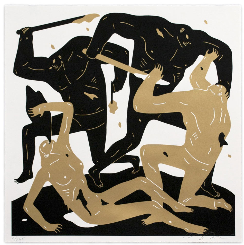 "Cleon Peterson ""Into The Sun"" (Light)"