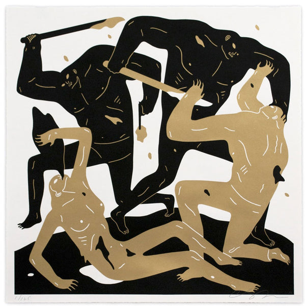 Cleon Peterson Into The Sun (Light)