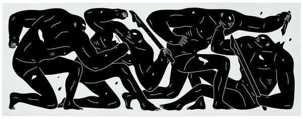 Cleon Peterson The Return Black