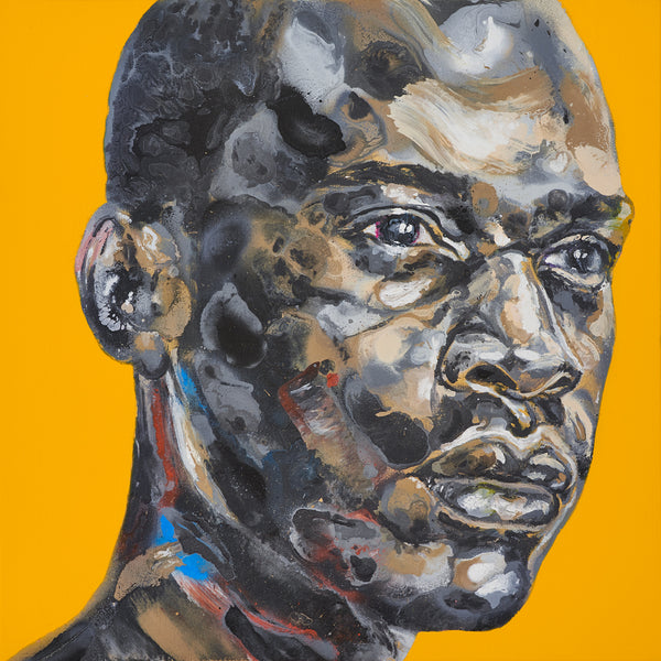 "David Walker ""Jesse"" (Yellow)"