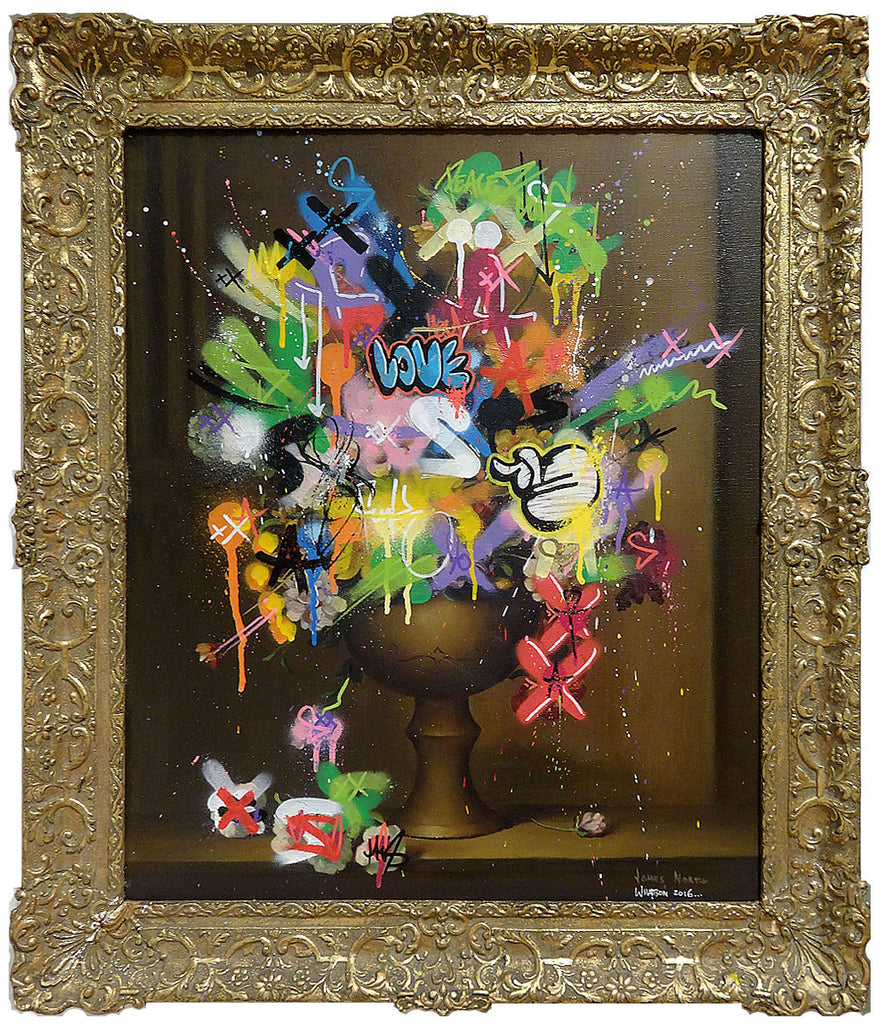 "Martin Whatson ""Still Life #4"""