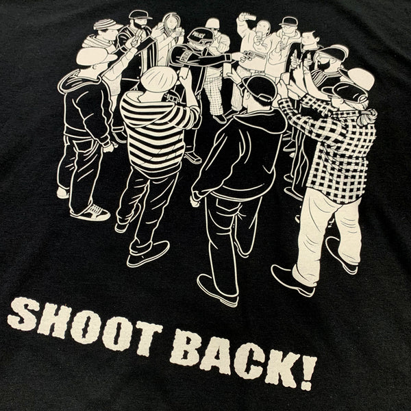 "Mike Giant ""Shoot Back!"" T-Shirt"
