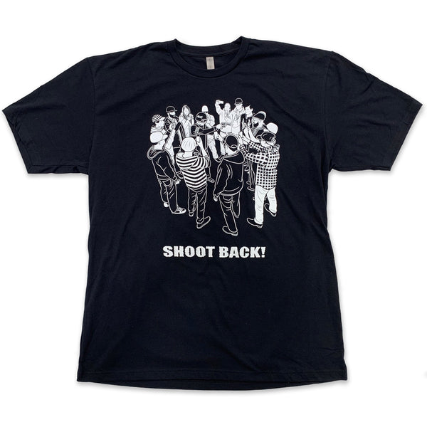"Mike Giant - ""Shoot Back!"" T-Shirt"
