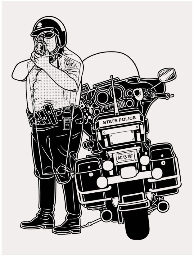 Mike Giant - Traffic Cop Regular Edition