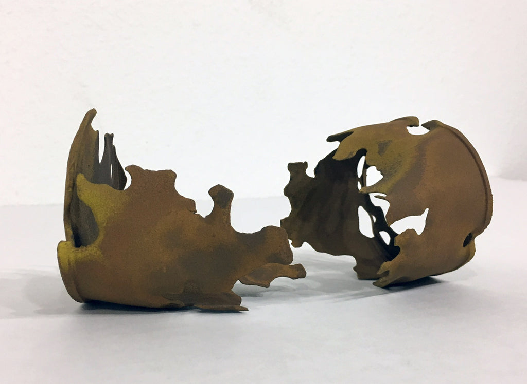 "Mitchell Spain ""Rusted Can"" II"