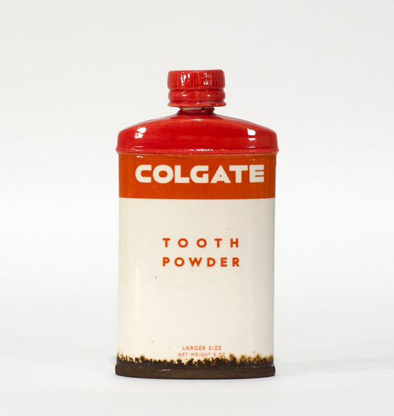 "Mitchell Spain ""Colgate"" Flask"