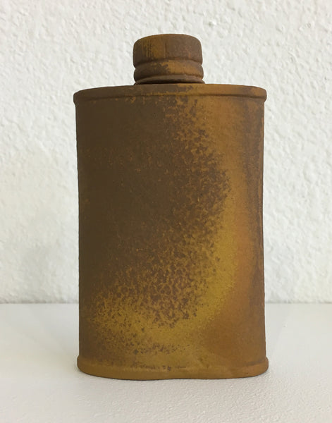 "Mitchell Spain ""Rusty Flask"" I"