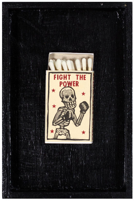 Ravi Zupa Matchbook #13