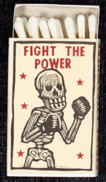 Ravi Zupa - Matchbox #13 - Unframed