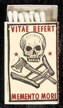 Ravi Zupa - Matchbox #15 - Unframed