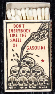 Ravi Zupa - Matchbox #18 - Unframed