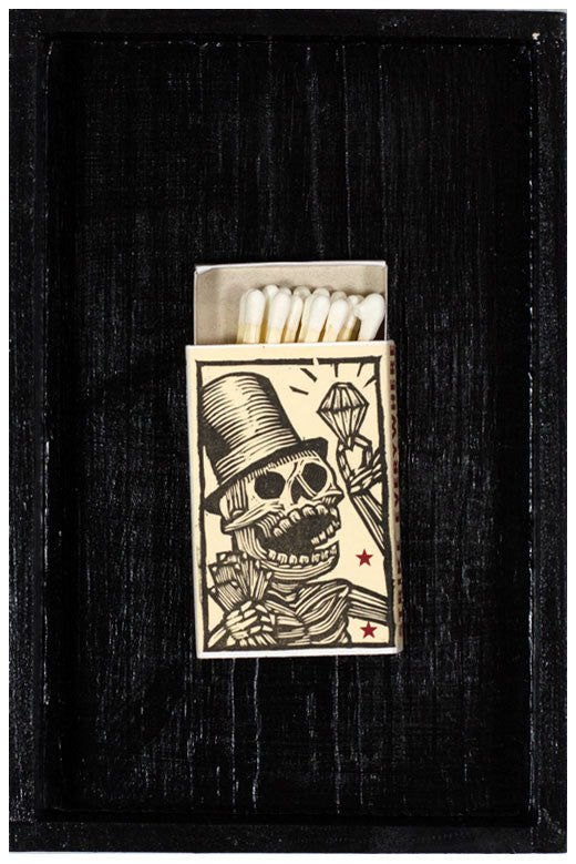 Ravi Zupa Matchbook #20