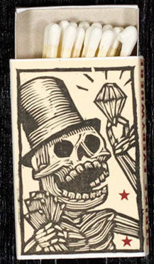 Ravi Zupa - Matchbox #20 - Unframed