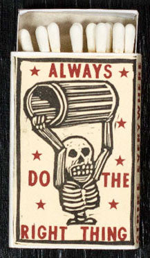 Ravi Zupa - Matchbox #21 - Unframed