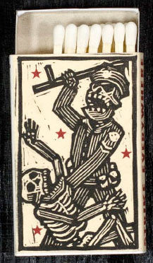 Ravi Zupa - Matchbox #22 - Unframed