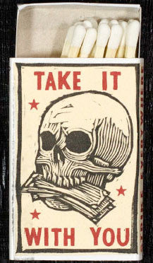 Ravi Zupa - Matchbox #23 - Unframed