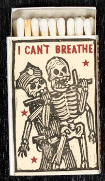 Ravi Zupa - Matchbox #25 - Unframed