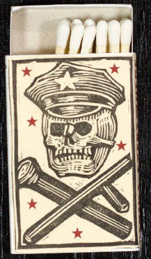 Ravi Zupa - Matchbox #28 - Unframed