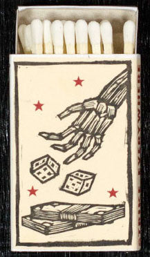 Ravi Zupa - Matchbox #29 - Unframed