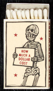 Ravi Zupa - Matchbox #31 - Unframed