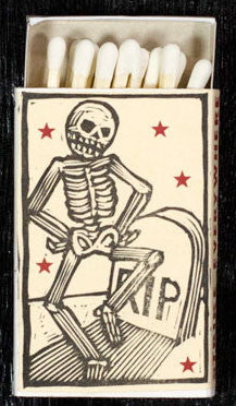 Ravi Zupa - Matchbox #34 - Unframed