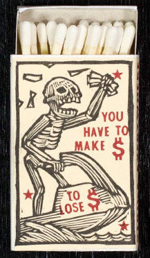 Ravi Zupa - Matchbox #35 - Unframed