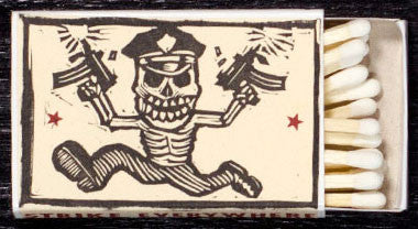 Ravi Zupa - Matchbox #38 - Unframed