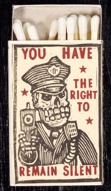 Ravi Zupa - Matchbox #3 - Unframed