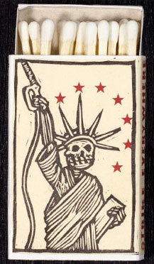 Ravi Zupa - Matchbox #5 - Unframed