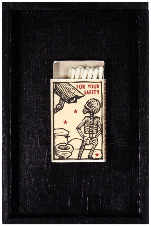 Ravi Zupa Matchbook #6